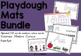 #betterthanchocolate Play dough mats BUNDLE