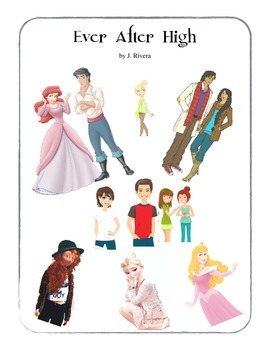 Playscript - Ever After High