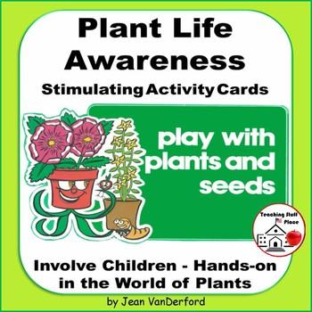 PLANT ACTIVITIES TASK CARDS   SCIENCE FAIR   Grow  Plants