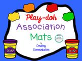 Playdoh Association Mats