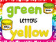 Playdoh Letters **Lowercase** and Numbers Clipart