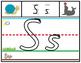 Phonics Playdough-Dry Erase Mats -NSW FOUNDATION  FONT