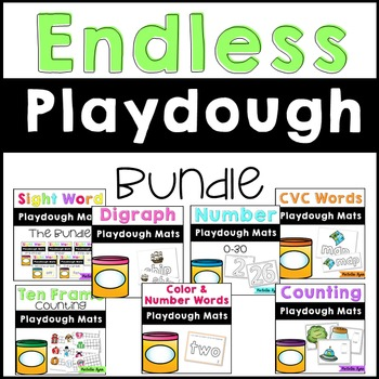 Playdough Endless Bundle