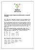 Playdough Maths