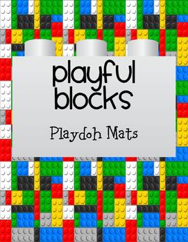 Playful Bricks Play Mats
