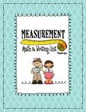 Playground Math & Writing Cross-Curricular Unit - Common Core