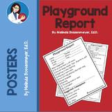 Playground Report Form