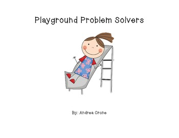 Social Story - Playground rules and how to solve playgroun