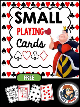 Playing Card Set (FREE)