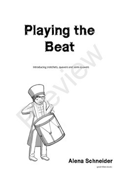 Playing the Beat - PREVIEW