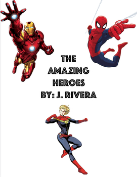 Playscript: The Amazing Heroes