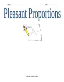 Pleasant Proportions