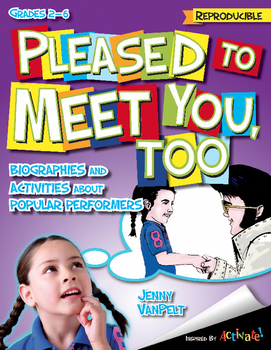 Pleased to Meet You, Too: Julie Andrews