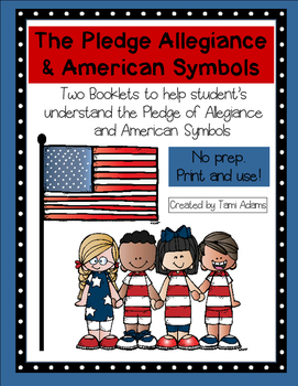 Pledge Allegiance and American Symbols