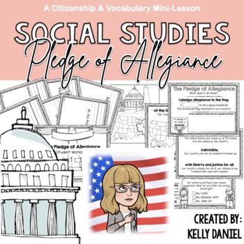 Pledge of Allegiance Workbook