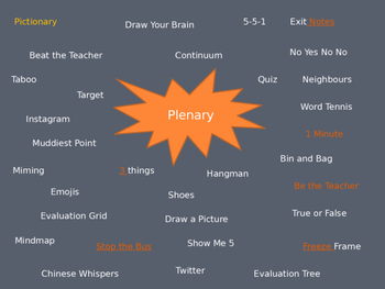 Plenary Picker