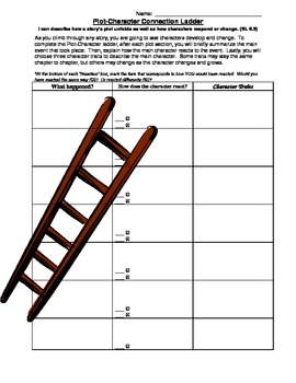 Plot-Character Connection Ladder