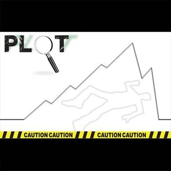 Plot Chart Diagram Arc - PowerPoint Notes Crime Scene - Fr