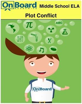 Plot Conflict-Interactive Lesson