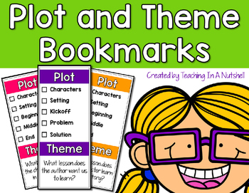 Plot and Theme Bookmarks