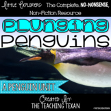 Plunging Penguins:  A Non-Fiction Reading, Science, and Wr