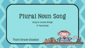 Plural Noun Song