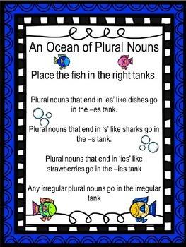 Plural Noun Sorting
