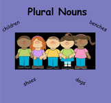 Plural Nouns Lesson