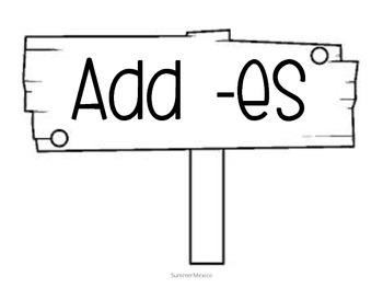 Plural Nouns Packet