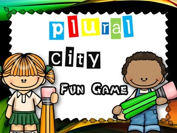 Plural Power Point Game