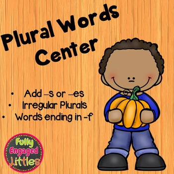 Plural Words Fall