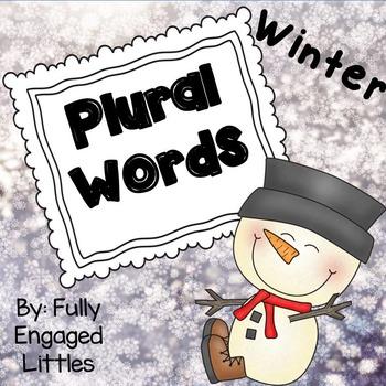 Plural Words (Winter Theme)