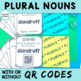 Plurals Board Game (with and without QR codes)