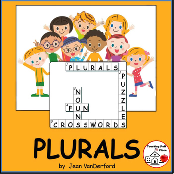 Plurals | Early Finishers | Crossword Puzzles | 130 Plural