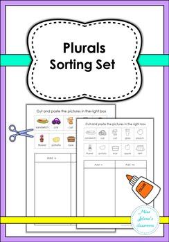 Plurals Sorting Set