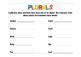 Plurals Spelling Unit