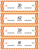 Plus 10 Minus 10 Clip and Fill In Task Cards