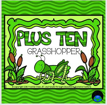 Plus Ten Grasshopper