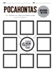 Disney Inspired Pocahontas Literacy Centers Bundle
