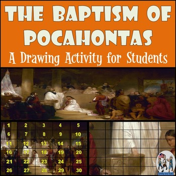 "Pocahontas - Recreating the ""Baptism of Pocahontas"" Painting"