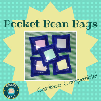 Pocket Bean Bags (Cariboo Compatible!) - NEW REDUCED PRICE!