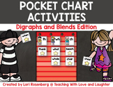 Pocket Chart Activities {Digraphs and Blends Edition}