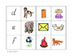 Pocket Chart Cards - Beginning Sounds