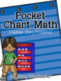 Pocket Chart Math {Addition}
