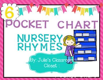 Pocket Chart Nursery Rhymes