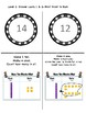 Pocket Folder Math Centers- Single Digit Addition with Bas