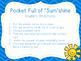 "Pocket Full of ""Sum""shine- Addition Math Sort"