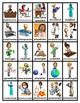Pocket Picture Vocabulary Flash Cards 100 Different Profes