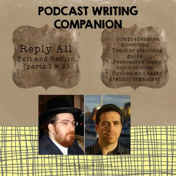 Podcast Based Writing Lesson (Exit and Return) Listening/P