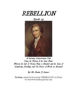 Podcast Interactive: The American Revolution Lesson 3
